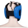 Шлем боксерский Senat синий - фото 2