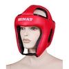Шлем для карате Senat красный - фото 1