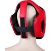 Шлем для карате Senat красный - фото 2