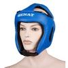 Шлем для карате Senat синий - фото 1