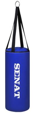 Мешок боксерский Senat (ПВХ) 50х22 см синий