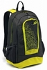 Рюкзак Lotto Backpack LZG III S4348 Black/Yellow Safety - фото 1
