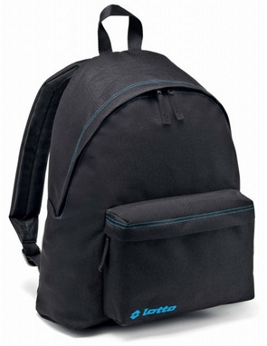 Рюкзак Lotto Backpack Record S4370 Black/Atlantic