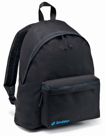 Фото 1 к товару Рюкзак Lotto Backpack Record S4370 Black/Atlantic