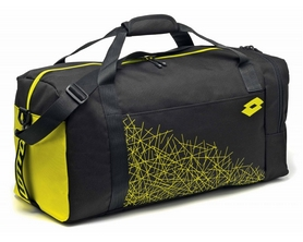 Сумка Lotto Bag LZG III M S4311 Black/Yellow Safety