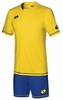 Форма футбольная (шорты, футболка) Lotto Kit Sigma EVO S3704 Yellow/Royal - фото 1