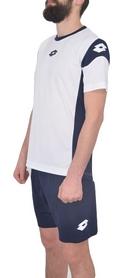 Фото 2 к товару Форма футбольная (шорты, футболка) Lotto Kit Stars EVO R9688 Royal/White