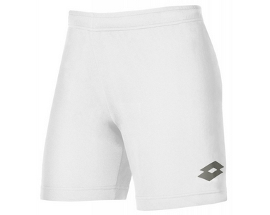 Шорты футбольные Lotto Short Stars Evo R9694 White/Pewter