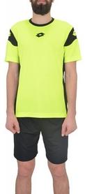 Форма футбольная (шорты, футболка) Lotto Kit Stars EVO R9692 Fluo Yellow/Black