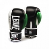 Перчатки боксерские Leone Contender Black - фото 1
