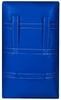 Макивара двойная Senat 58х38х17 см синяя - фото 3