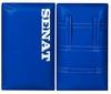 Макивара двойная Senat 48х28х12 см синяя - фото 1