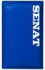 Макивара двойная Senat 48х28х12 см синяя - фото 2