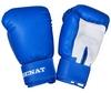 Перчатки боксерские Senat 1512 сине-белые - фото 1