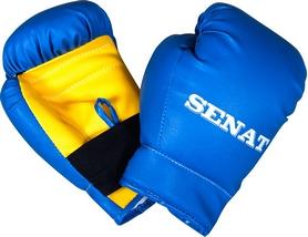 Фото 4 к товару Набор юного боксера Senat 1482 сине-желтый
