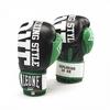 Перчатки боксерские Leone Explosion Black - фото 1