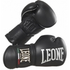 Перчатки боксерские Leone Professional Black - фото 1