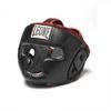 Шлем боксерский Leone Full Cover Black - фото 1