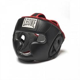 Шлем боксерский Leone Full Cover Black