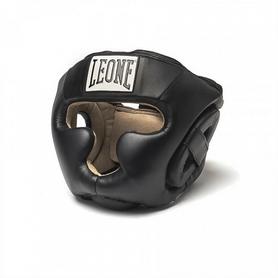 Фото 1 к товару Шлем боксерский Leone Junior Black