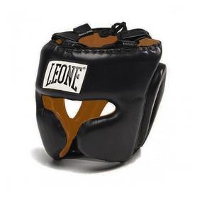 Шлем боксерский Leone Performance Black