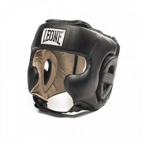Шлем боксерский Leone Training Black - L