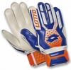 Перчатки вратарские Lotto Glove GK Spider 800 S4046 White/Blue Shiver - фото 1