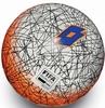 Мяч футбольный Lotto Ball FB100 LZG 5 S4052 White/Blue Shiver – 5 - фото 1