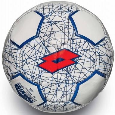 Мяч футбольный Lotto Ball FB700 LZG 5 S4072 White/Red Fluo - 5