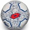 Мяч футбольный Lotto Ball FB700 LZG 5 S4072 White/Red Fluo - 5 - фото 1