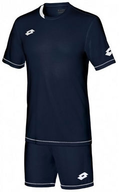 Форма футбольная (шорты, футболка) Lotto Kit Sigma EVO S3708 Navy