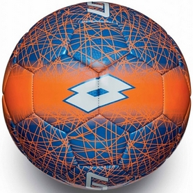Мяч футбольный Lotto Ball FB900 LZG 5 S4096 Blue Shiver/White - 5