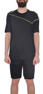 Форма футбольная (шорты, футболка) Lotto Кit Sigma Q0836 Black
