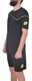 Фото 2 к товару Форма футбольная (шорты, футболка) Lotto Кit Sigma Q0836 Black