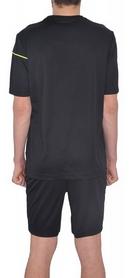 Фото 3 к товару Форма футбольная (шорты, футболка) Lotto Кit Sigma Q0836 Black