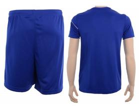 Фото 2 к товару Форма футбольная детская (шорты, футболка) Lotto Кit Sigma JR Q2819 Royal