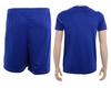 Форма футбольная детская (шорты, футболка) Lotto Кit Sigma JR Q2819 Royal - фото 2