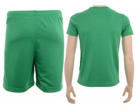 Фото 2 к товару Форма футбольная детская (шорты, футболка) Lotto Кit Sigma JR Q3523 Grass