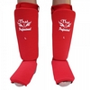 Защита ног (голень+стопа) Thai Professional SG5 красная - фото 1