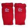 Налокотники для тайского бокса ThaiProfessional EB1 красные - фото 3