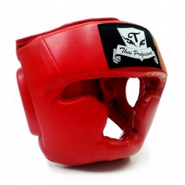 Шлем тренировочный Thai Professional HG3L красный