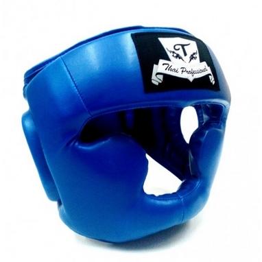 Шлем тренировочный Thai Professional HG3L синий