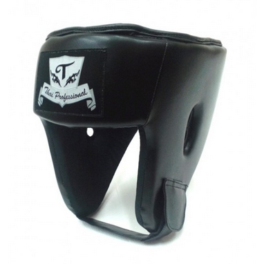 Шлем боксерский Thai Professional HG2L черный