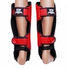 Защита ног (голень+стопа) Thai Professional SG3 красные - фото 3