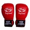 Перчатки боксерские Thai Professional BG3 TPBG3-R красные - фото 1