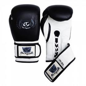 Перчатки боксерские Thai Professional BG5VL TPBG5VL-BK черные