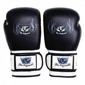 Фото 2 к товару Перчатки боксерские Thai Professional BG5VL TPBG5VL-BK черные