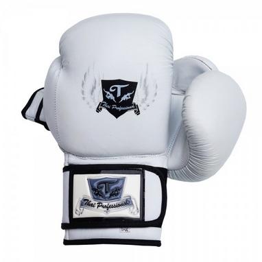 Перчатки боксерские Thai Professional BG5VL TPBG5VL-W белые