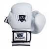 Перчатки боксерские Thai Professional BG5VL TPBG5VL-W белые - фото 1