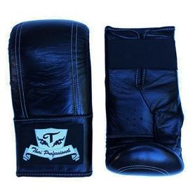 Фото 2 к товару Перчатки снарядные Thai Professional BG6 TPBG6-BK черные
